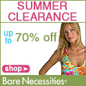 Bare Necessities Summer Clearance